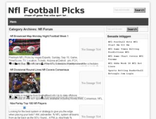 footballfeed.info screenshot