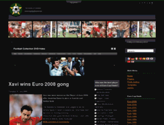 footballhome.net screenshot
