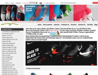 footballshoes2014.com screenshot