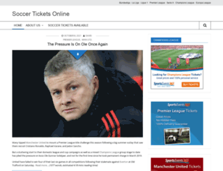 footballticketsonline.co.uk screenshot