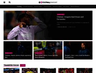 footballtransfertavern.com screenshot