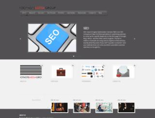 footnotemediagroup.com screenshot