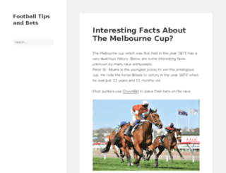 footprintsdownunder.com.au screenshot