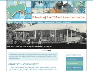 fopia.org.au screenshot