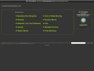 for-days.suddenlylikablepix.net screenshot