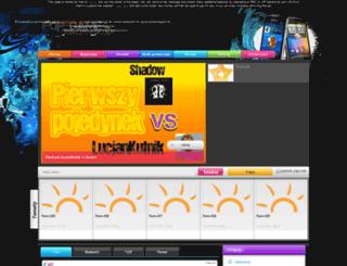 for-game.cba.pl screenshot