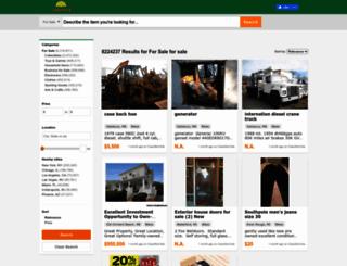 for-sale.seehere.com screenshot