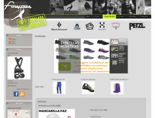 foracorda.com screenshot