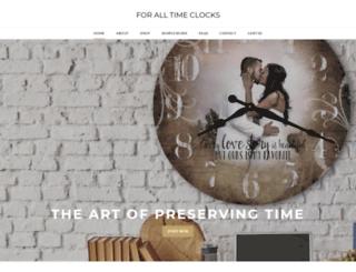 foralltimeclocks.com screenshot