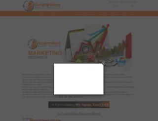 foramfera.com screenshot