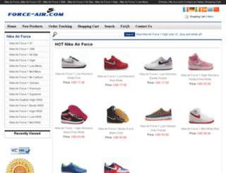 force-air.com screenshot