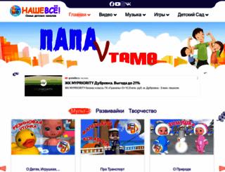 forchel.ru screenshot