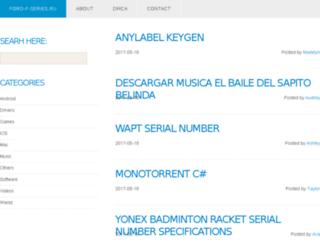 ford-f-series.ru screenshot