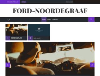 ford-noordegraaf.nl screenshot
