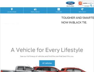 ford.com.my screenshot