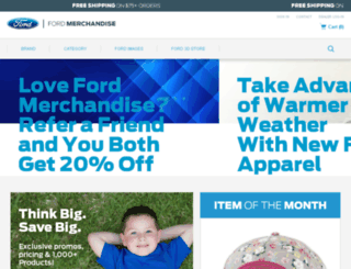 fordcollection.com screenshot