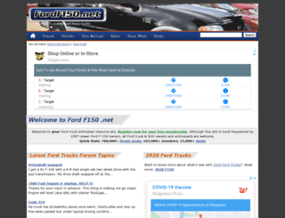 fordf150.net screenshot