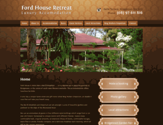 fordhouse.com screenshot
