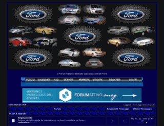 forditaliaclub.8forum.info screenshot