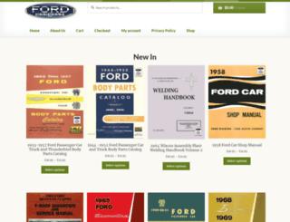 fordmanuals.com screenshot
