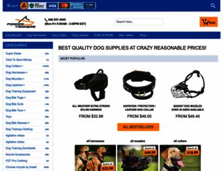 fordogtrainers.com screenshot