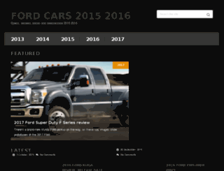 fordrack.com screenshot