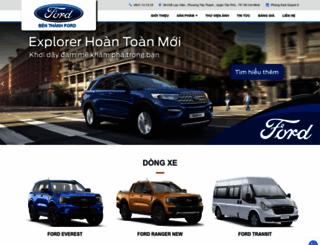 fordsaigon.net screenshot