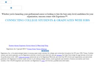 fordschool.experience.com screenshot