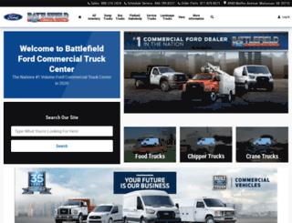 fordtrucksonline.com screenshot