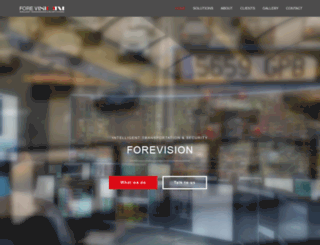 fore-vision.com screenshot