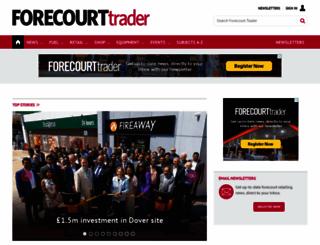 forecourttrader.co.uk screenshot