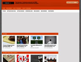 foreignmba.com screenshot