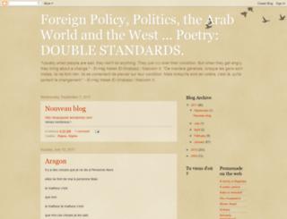 foreignpolicyanalysis.blogspot.com screenshot