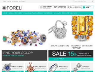 foreli.com screenshot