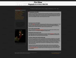 forelise.com screenshot