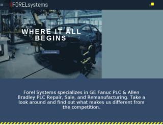 forelsystems.com screenshot