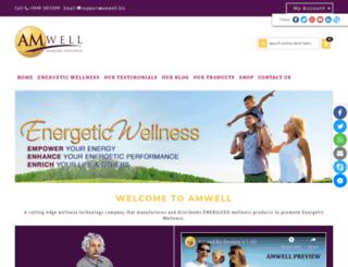 forenergy.amwell.biz screenshot