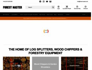 forest-master.com screenshot