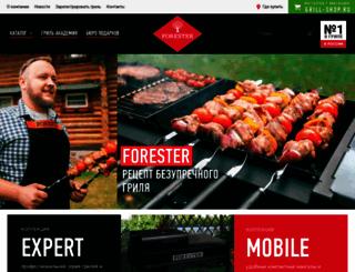 forester-tm.ru screenshot