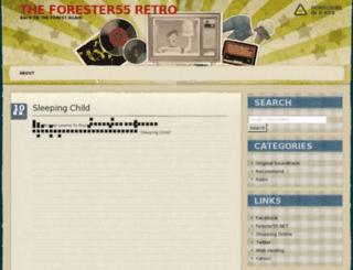 forester55.com screenshot