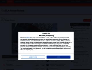 forestforum.co.uk screenshot