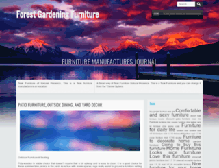 forestgardening.net screenshot