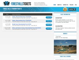 foresthills.stadiumqueens.com screenshot