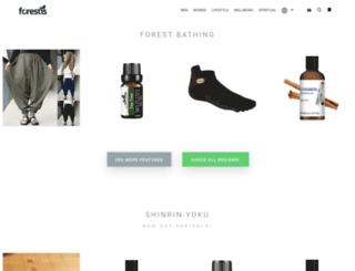 forestis.com screenshot