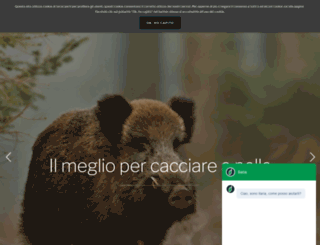 forestitalia.com screenshot