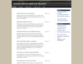 foretagsnytt.blinfo.se screenshot