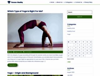 forever-healthy.net screenshot
