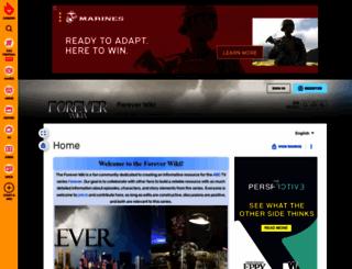 forever.wikia.com screenshot