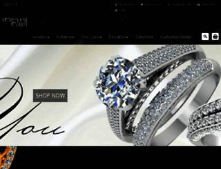 forevercarat.com screenshot