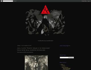 forevercursed.blogspot.com.br screenshot